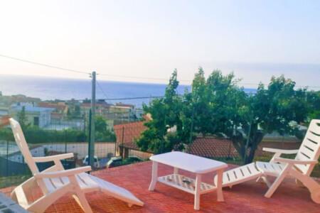 Casa vacanza con vista sul mare a Trappeto