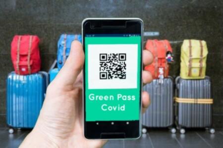 Green Pass per viaggiare in Sicilia, Italia e Europa con codice QR
