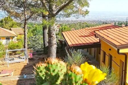 Casa vacanze Etna a Nicolosi