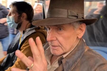 Harrison Ford a Cefalù per il seguito di Indiana Jones
