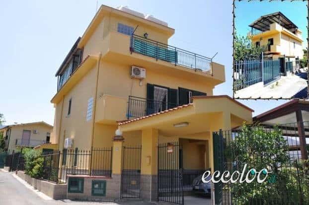 """Vendesi o Affittasi – villa a Trabia """"con due appartamenti"""" zona Giardini (PR-PA)affittasi """"TUTTO INCLUSO""""a soli 450€ al mese…"""