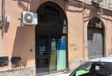Locale commerciale in centro a Messina