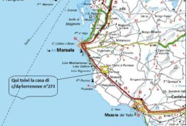 Casa a Marsala zona Lidi