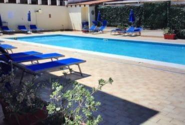 San vito lo capo casa vacanze con piscina in residence. €. 500