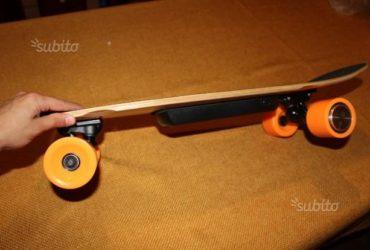 Skateboard elettrici nuovi