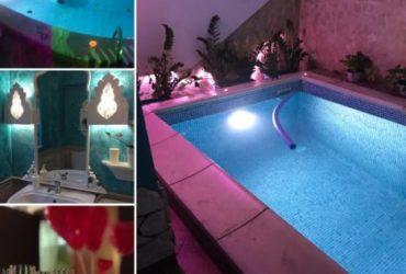 Soggiorni in villa con piscina a Trecastagni