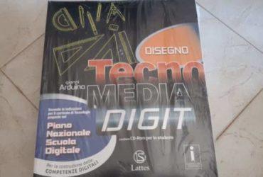 TecnoMedia Digit – Libro di Tecnologia Scuola Media