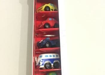 Color Baby Pack 5 Auto Motore Town NUOVO