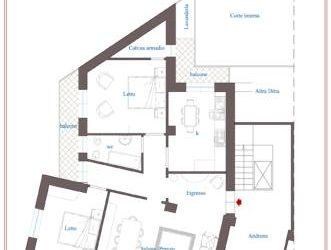 Vendita Appartamento a 100 metri dal Policlinico di Messina