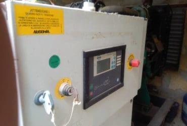 Generatore di corrente 80 kw