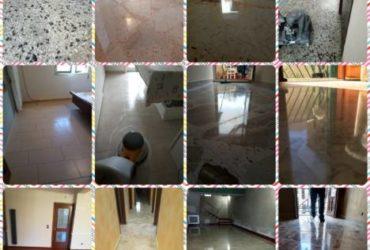 Lucidatura pavimento (anche il Gres Porcellanato)
