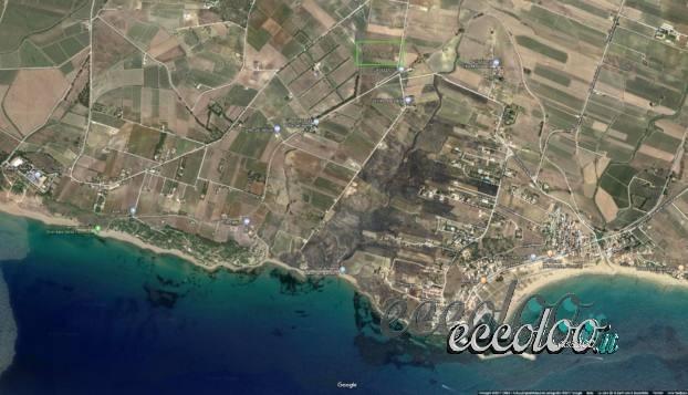 Uliveto Portopalo di Menfi/Belìce Mare