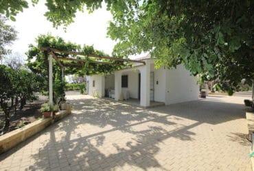 Villa indipendente con tutti i confort a Taviano (LE) – Gallipoli