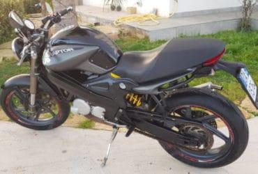 Moto Cagiva Raptor 125 bellissima e perfetta