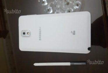 Samsung Galaxy note 3 in ottime condizioni