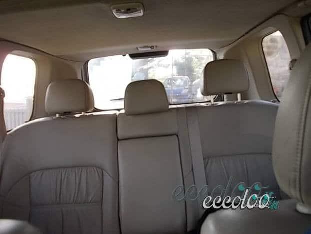 Nissan X-trail 2.2 dci 4×4 full optinal + gancio traino 2000 kg
