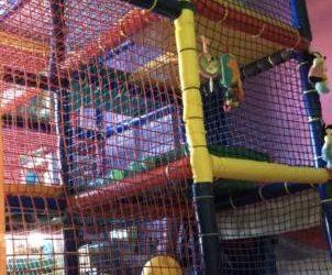 Playground ideale per Ludoteca o asili