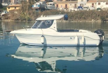 Pilotina Quicksilver Pilothouse 6.40 con 115 mercury 4 tempi strafull come nuova.