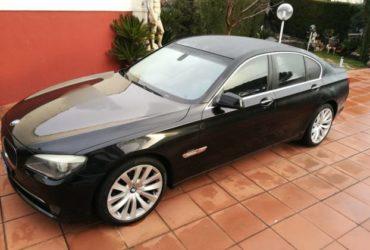 BMW 730 d Eccelsa con cambio automatico. €.21.900