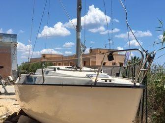 Dufour T7 barca a vela, ideale per chi inizia. Prezzo affare
