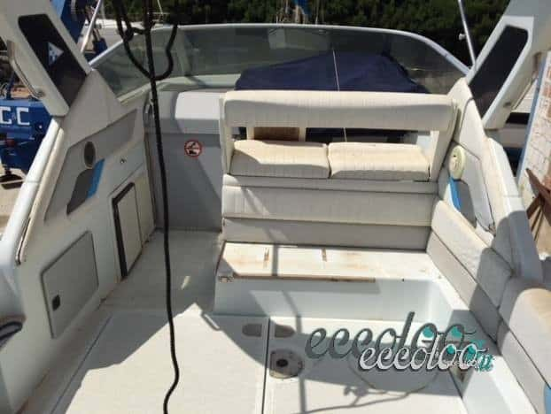 Gobbi 31 cabin 2×200 volvo penta turbodiesel, 6 posti letto