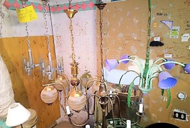 Negozio privato di lampadari e abat jour