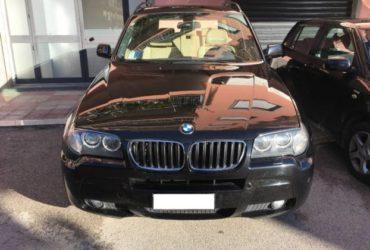 BMW X3 2.0 177CV M-LINE 4X4