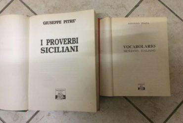 I proverbi siciliani-Vocabolario Siciliano-Italiano