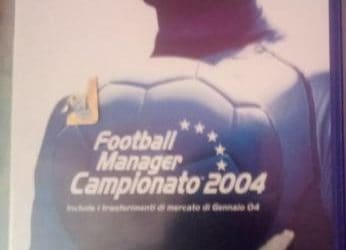 Football manager campionato 2004