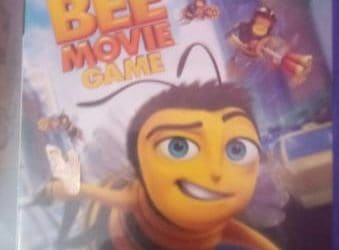 bee movie games
