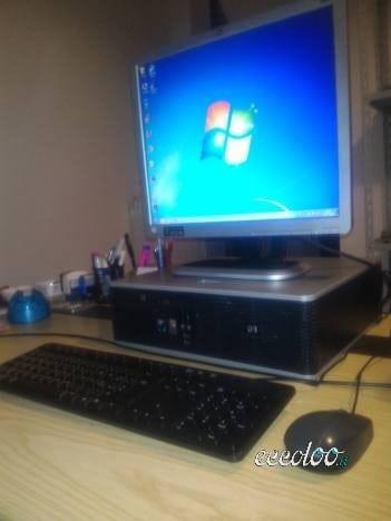 PC Fisso Postazione completa Computer e Monitor 19″