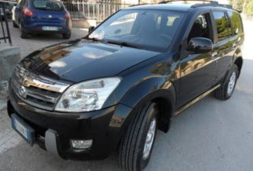 GREAT WALL HOVER 2.4 cc 4WD BENZINA – GPL N1