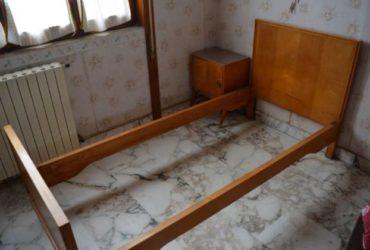 Struttura in legno per letto letto da una piazza
