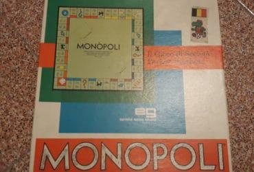 Monopoli in lire, completo di tutto, come nuovo
