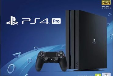 €. 250 – Playstation 4 nuova 1TB Black 4k ultra HD