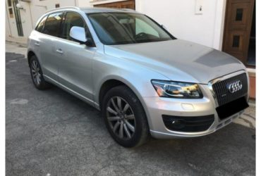 Audi Q5 benzina anno 2009,86.000 km, super accessoriata