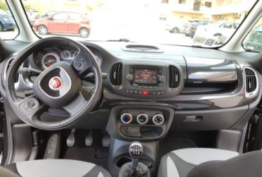 Fiat 500L 1.3 multijet popstar del 2014 color grigio