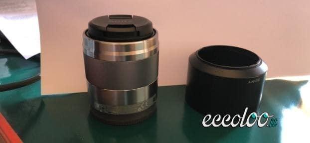 Obiettivo SONY 50 mm f. 1,8 mm f. 1,8