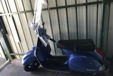 Vespa Px 150 moto tenuta abbastanza bene €.1999