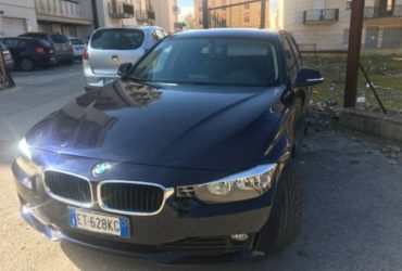 Vendesi BMW 318 SW del 2014 full optional