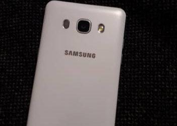 Samsung J5 2016 con accessori scatola e scontrino