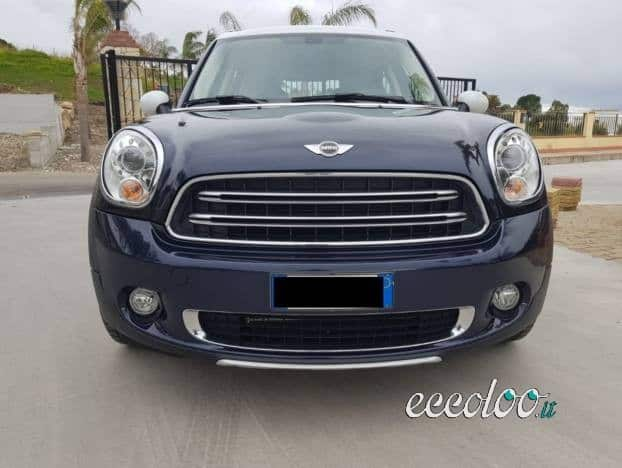 MINI COUNTRYMAN R60 – 🎀  GUARDA L'OFFERTA PER GLI ISCRITTI DI ECCOLOO.IT
