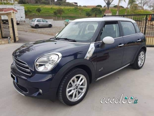 MINI COUNTRYMAN  –  DIESEL KM 90664  ANNO 2014 🎀  GUARDA L'OFFERTA