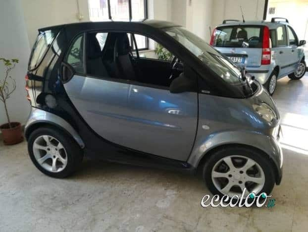 Smart Coupé 700 Pure Paddle al Volante