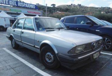 ALFA Romeo Alfa 6 maniacalmente custodita