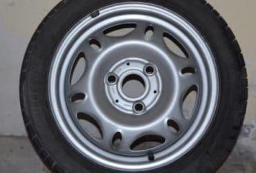 Ruota per Smart Pulse Bridgestone B340 175/55R15.