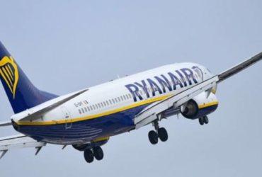 Volo Ryanair Milano Catania a/r €.100 cambio nome gratuito entro oggi