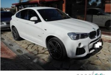 BMW X4 xDrive20d Msport 190CV pari al nuovo