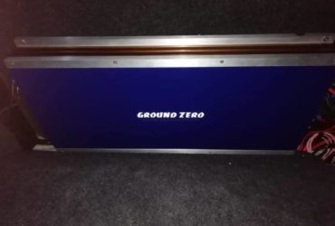Amplificatori Ground Zero 2800w. Sono due a €400,00