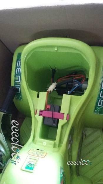 Energy Quad elettrico ben10, ottime condizioni. €.50